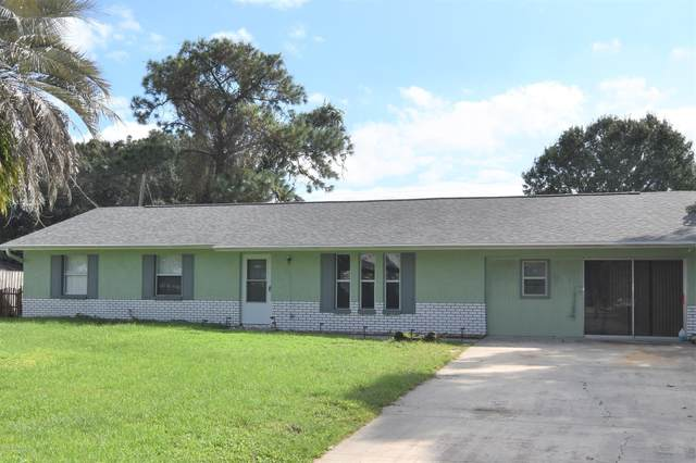 986 Jettie Street NE, Palm Bay, FL 32907 (MLS #890259) :: Coldwell Banker Realty