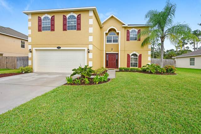 3150 Charon Avenue, West Melbourne, FL 32904 (MLS #890276) :: Premium Properties Real Estate Services