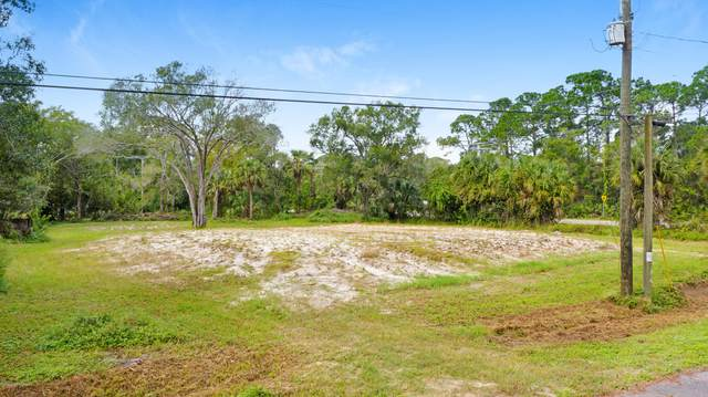 2510 Maple Street, Melbourne, FL 32904 (MLS #890283) :: Premium Properties Real Estate Services