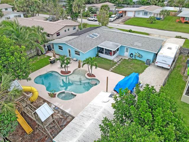 1121 Seminole Drive, Indian Harbour Beach, FL 32937 (MLS #890309) :: Coldwell Banker Realty