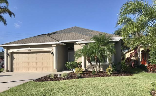 3144 Constellation Drive, Melbourne, FL 32940 (MLS #890374) :: Coldwell Banker Realty
