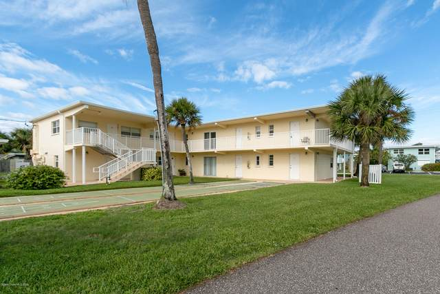425 Tyler Avenue 7B, Cape Canaveral, FL 32920 (#890380) :: The Reynolds Team | Compass
