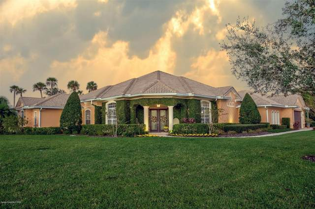 3152 Bellwind Circle, Rockledge, FL 32955 (MLS #890499) :: Coldwell Banker Realty