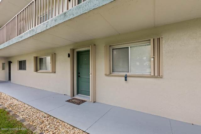 2935 Thrush Drive #138, Melbourne, FL 32935 (MLS #890507) :: Premium Properties Real Estate Services