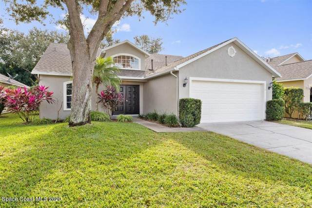 1461 Crane Creek Boulevard, Melbourne, FL 32940 (MLS #890515) :: Blue Marlin Real Estate