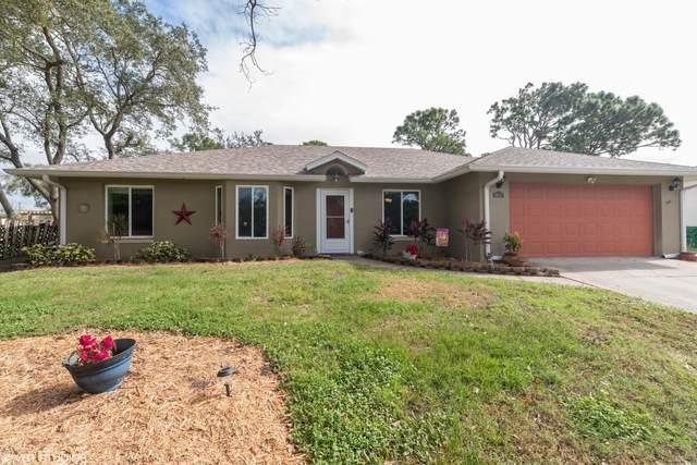 6625 Orchid Avenue, Cocoa, FL 32927 (MLS #890533) :: Blue Marlin Real Estate
