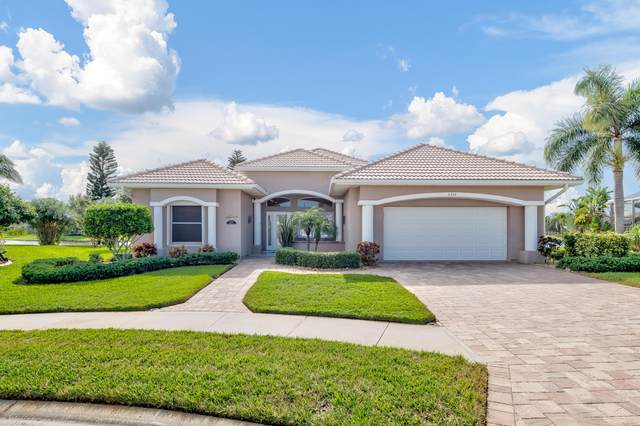 4304 Carswell Court, Rockledge, FL 32955 (MLS #890586) :: Premium Properties Real Estate Services
