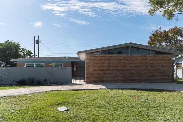 245 Carib Drive, Merritt Island, FL 32952 (MLS #890587) :: Blue Marlin Real Estate