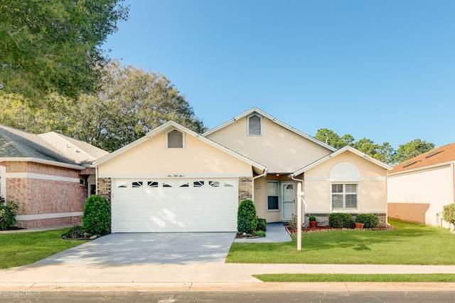 954 S Fork Circle, Melbourne, FL 32901 (MLS #890632) :: Coldwell Banker Realty