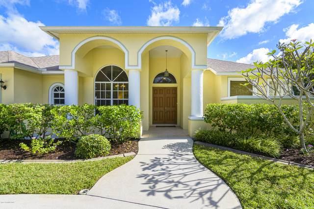 4170 Savannahs Trail, Merritt Island, FL 32953 (MLS #890680) :: Premium Properties Real Estate Services