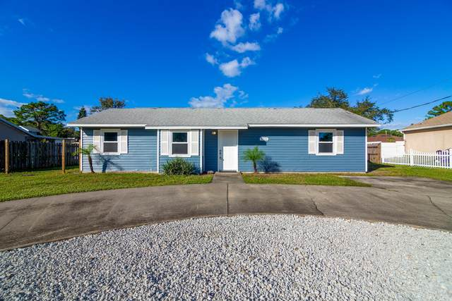 6440 W Baker Circle W, Cocoa, FL 32927 (MLS #890717) :: Coldwell Banker Realty