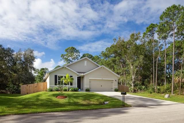 1558 Ranger Road SE, Palm Bay, FL 32909 (MLS #890774) :: Premium Properties Real Estate Services