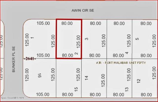 314 Awin Circle SE, Palm Bay, FL 32909 (MLS #890832) :: Premier Home Experts