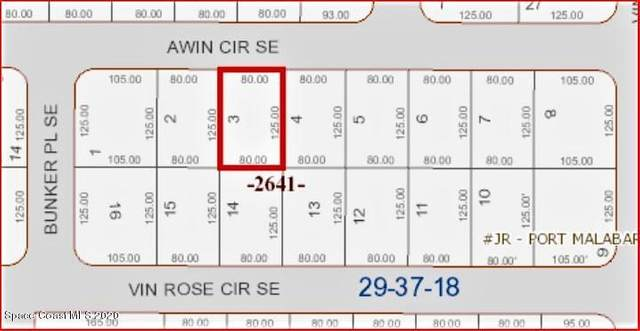 328 Awin Circle SE, Palm Bay, FL 32909 (MLS #890833) :: Premier Home Experts