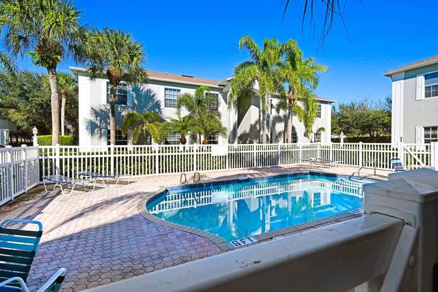 160 S Shepard Drive #13, Cocoa Beach, FL 32931 (MLS #890850) :: Engel & Voelkers Melbourne Central
