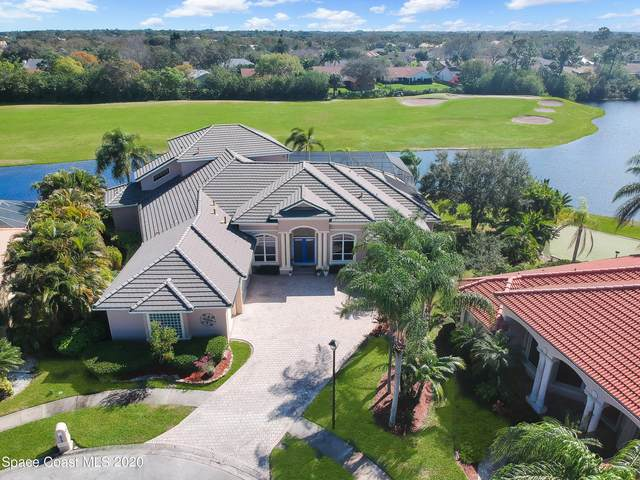 975 Chatsworth Drive, Melbourne, FL 32940 (MLS #890866) :: Premium Properties Real Estate Services