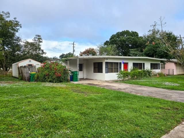 3012 Nicholson Street, Titusville, FL 32796 (MLS #890930) :: Engel & Voelkers Melbourne Central