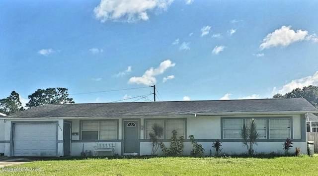 2906 Chipper Drive NE, Palm Bay, FL 32905 (MLS #890945) :: Coldwell Banker Realty
