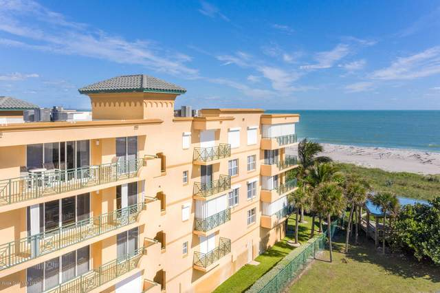 8472 Ridgewood Avenue #501, Cape Canaveral, FL 32920 (MLS #890988) :: Engel & Voelkers Melbourne Central