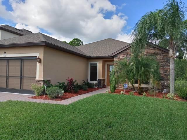 566 Dillard Drive SE, Palm Bay, FL 32909 (MLS #890994) :: Coldwell Banker Realty