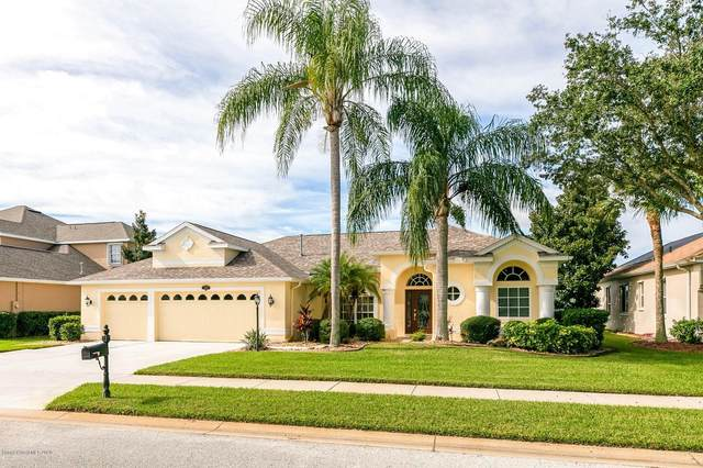 1440 Cape Sable Drive, Melbourne, FL 32940 (MLS #891151) :: Coldwell Banker Realty