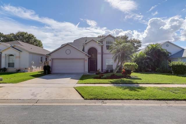 2926 Pebble Creek Street, Melbourne, FL 32935 (MLS #891212) :: Coldwell Banker Realty
