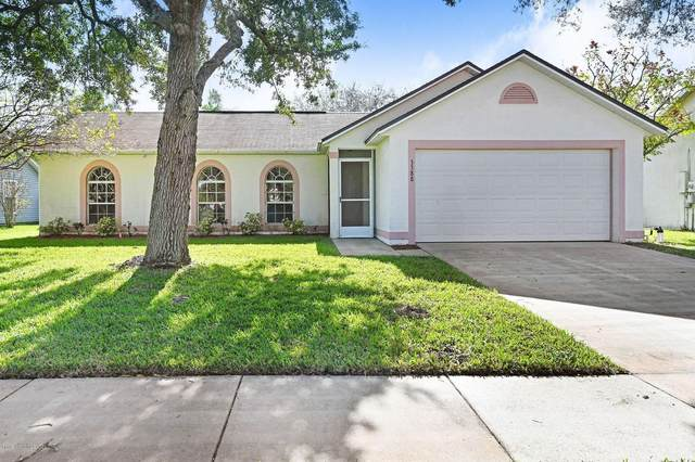 3388 Lake View Circle, Melbourne, FL 32934 (MLS #891339) :: Engel & Voelkers Melbourne Central
