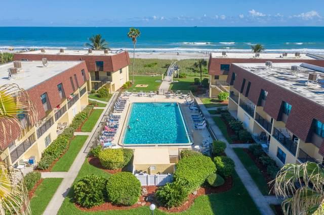 5200 Ocean Beach Boulevard Unit 211, Cocoa Beach, FL 32931 (MLS #891457) :: Engel & Voelkers Melbourne Central