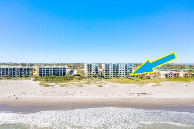 1050 N Atlantic Avenue #106, Cocoa Beach, FL 32931 (MLS #891504) :: Engel & Voelkers Melbourne Central