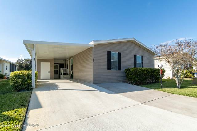 405 Outer Drive, Cocoa, FL 32926 (MLS #892065) :: Blue Marlin Real Estate