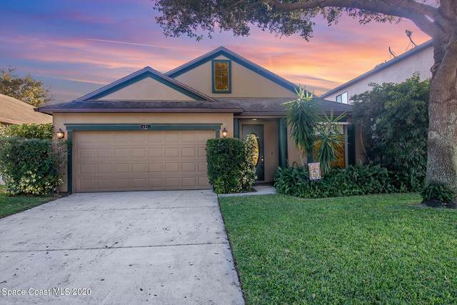 641 Loxley Court, Titusville, FL 32780 (MLS #892096) :: Blue Marlin Real Estate