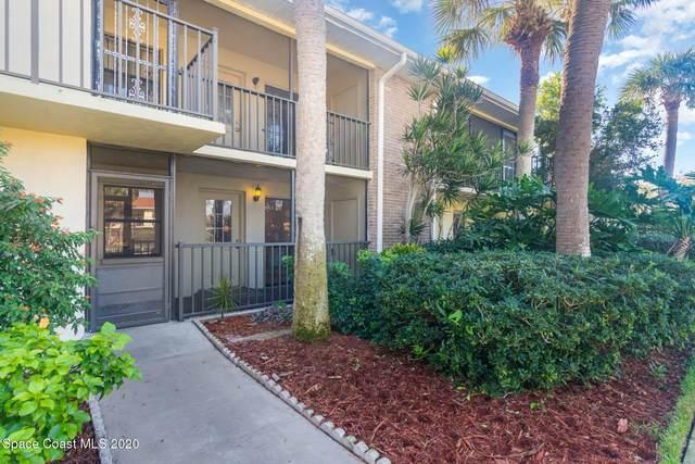 500 Catalina Road #103, Cocoa Beach, FL 32931 (MLS #892161) :: Blue Marlin Real Estate