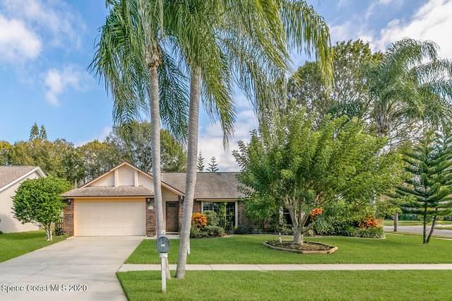 2201 Saint Theresas Way, Melbourne, FL 32935 (MLS #892293) :: Blue Marlin Real Estate