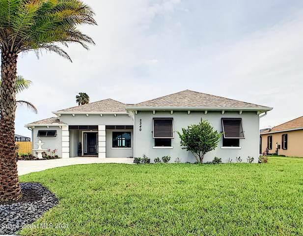 5205 S Tropical Trail S, Merritt Island, FL 32952 (MLS #892316) :: Blue Marlin Real Estate