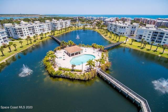 8941 Lake Drive D203, Cape Canaveral, FL 32920 (MLS #892472) :: Blue Marlin Real Estate