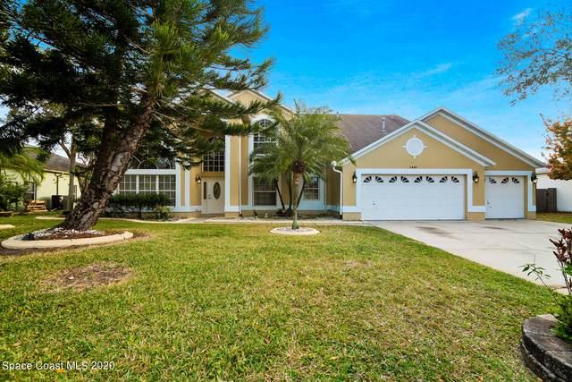 1441 Victoria Boulevard, Rockledge, FL 32955 (MLS #892496) :: Blue Marlin Real Estate