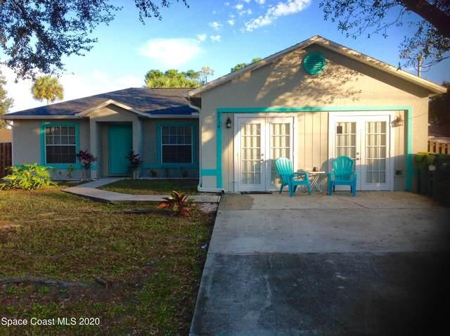 5734 Ada Street, Cocoa, FL 32927 (MLS #892668) :: Blue Marlin Real Estate