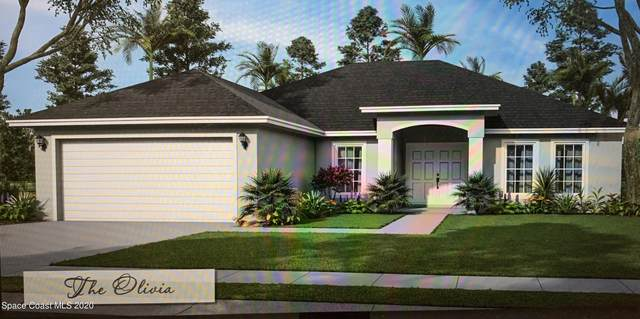 452 SE Reading Street SE, Palm Bay, FL 32909 (MLS #892712) :: Premier Home Experts