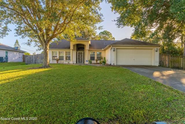 1019 NW Dusseldorf Avenue NW #1019, Palm Bay, FL 32907 (MLS #892743) :: Blue Marlin Real Estate