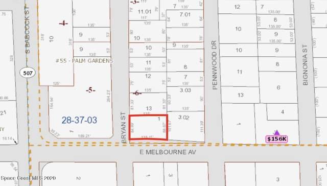 30 E Melbourne Avenue, Melbourne, FL 32901 (MLS #892755) :: Keller Williams Realty Brevard