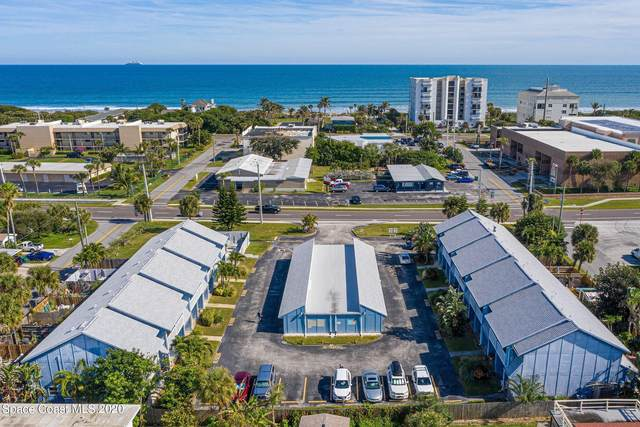 1800 S Orlando Avenue #4, Cocoa Beach, FL 32931 (MLS #892823) :: Blue Marlin Real Estate