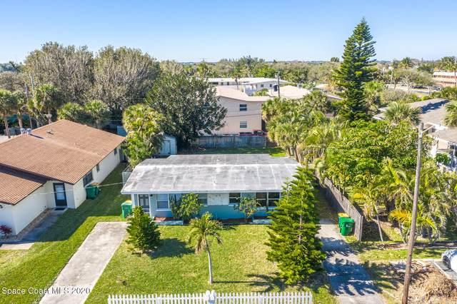 370 N Brevard Avenue N, Cocoa Beach, FL 32931 (MLS #893138) :: Blue Marlin Real Estate