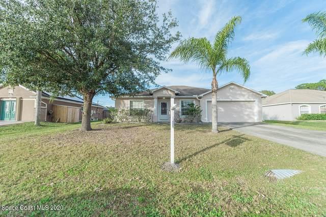 681 Thuringer Street NW, Palm Bay, FL 32907 (MLS #893250) :: Blue Marlin Real Estate