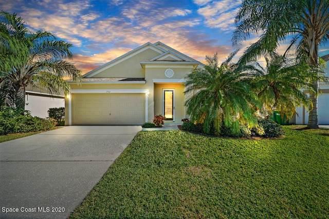 732 Cressa Circle, Cocoa, FL 32926 (MLS #893299) :: Blue Marlin Real Estate