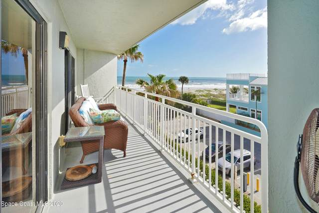 85 S Atlantic Avenue #406, Cocoa Beach, FL 32931 (MLS #893321) :: Engel & Voelkers Melbourne Central