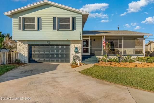 1328 High Court, Merritt Island, FL 32952 (MLS #893504) :: Blue Marlin Real Estate