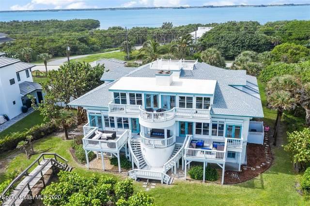 8333 S Hwy A1a, Melbourne Beach, FL 32951 (MLS #893674) :: Blue Marlin Real Estate