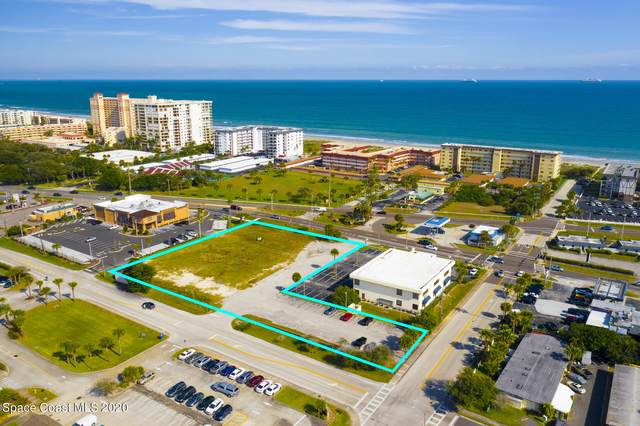 505 N Orlando Avenue, Cocoa Beach, FL 32931 (MLS #893821) :: Engel & Voelkers Melbourne Central
