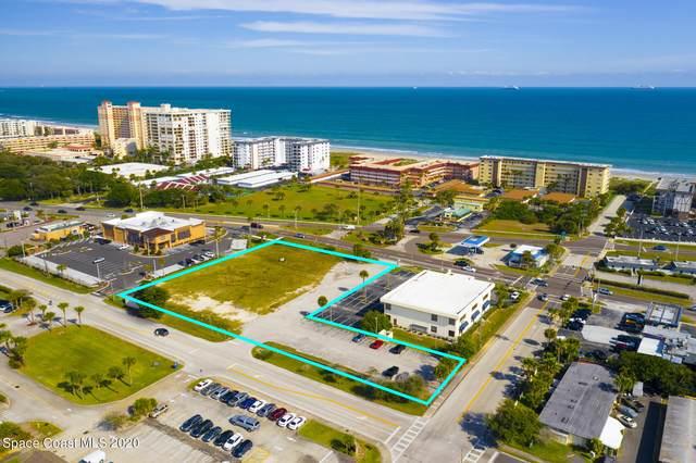 505 N Orlando Avenue, Cocoa Beach, FL 32931 (MLS #893821) :: Premium Properties Real Estate Services