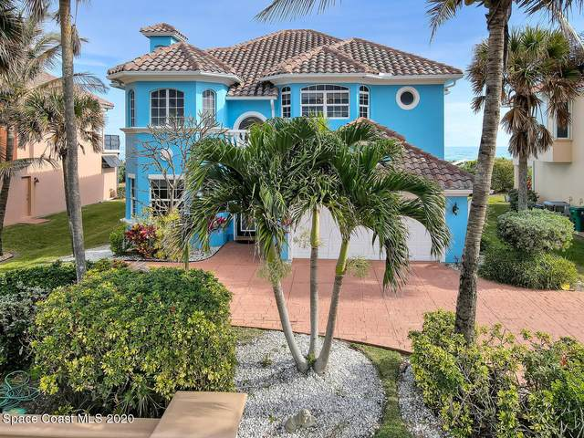 7645 S Highway A1a, Melbourne Beach, FL 32951 (MLS #893826) :: Blue Marlin Real Estate
